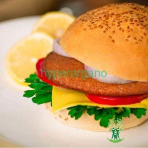 همبرگر گیاهی منجمد 400 گرمی نوپرو