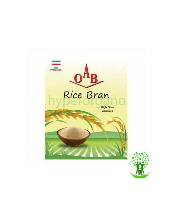 سبوس برنج 200 گرم OAB