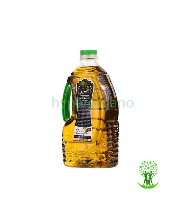 روغن زیتون فرابکر 2 لیتری اکسیر