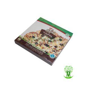 پیتزا گوشت بدون گلوتن سلینو کاله