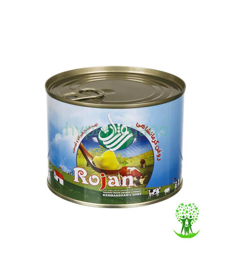 روغن حیوانی 400 گرمی رژوان