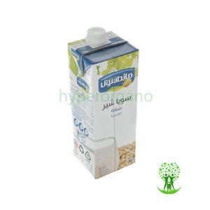 شیر سویا ساده 1 لیتر مانداسوی