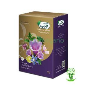 دمنوش گیاهی گل گاوزبان 40 گرمی مهرگیاه