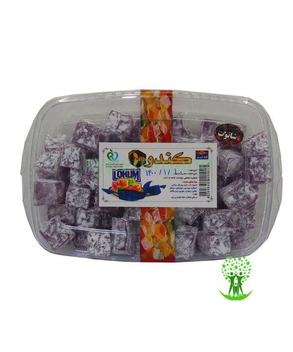 لقمه-شیرین-شاه-توت-500-گرمی-کندو