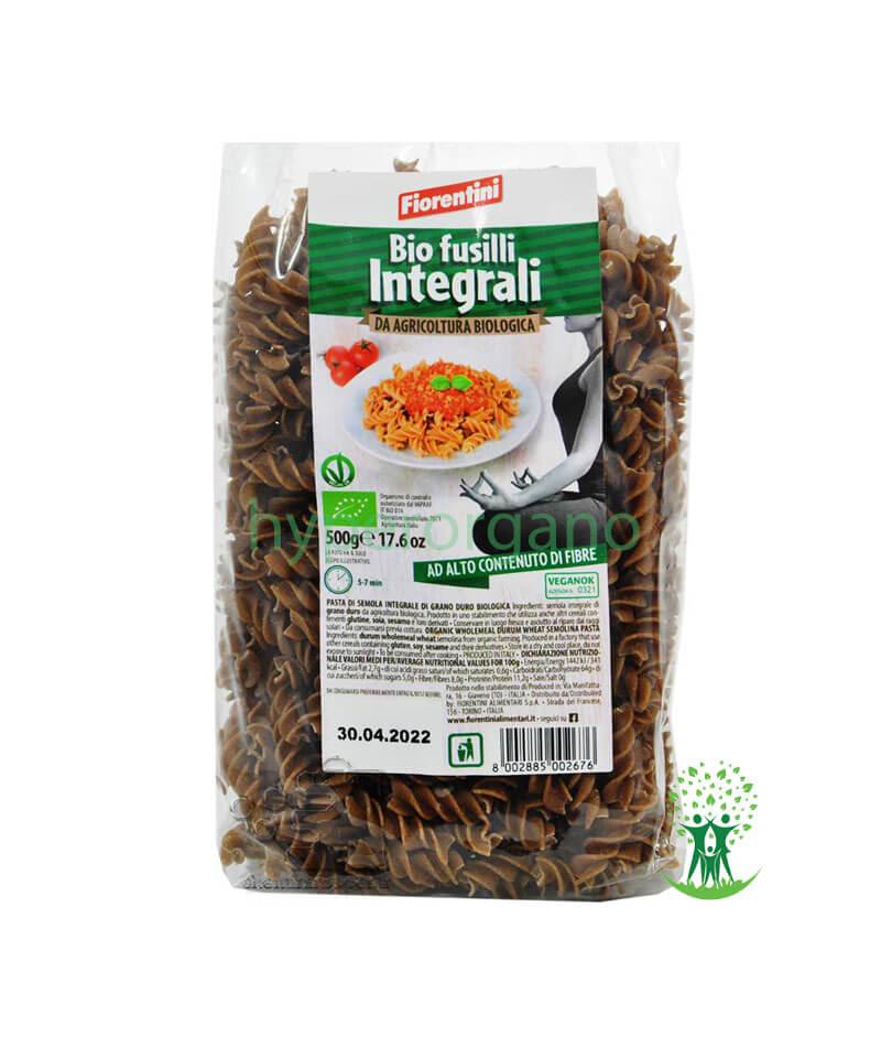 پاستا-فسیلی-ارگانیک-گندم-کامل-500-گرمی-فیورنتینی