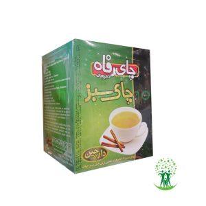 چای-سبز-و-دارچین-200-گرمی-رفاه-لاهیجان